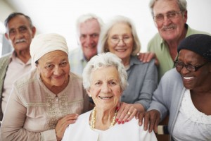 Images of older adults